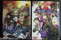 JAPAN manga: Fate / zero Anthology Comic vol.1+2 set