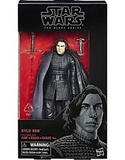 NEW UNOPENED Star Wars The Force Awakens Black Series 6-inch Kylo Ren Figure