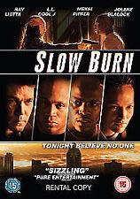 SLOW BURN starring Ray Liotta - NEW (R3)   {DVD}