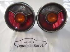 BMW 02 E10 Rückleuchte Rücklicht links rechts komplett Heckleuchten