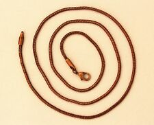 Antique Copper Snake Chain Necklace Wholesale Lots Bulk