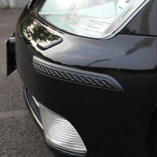 Car Frontrear Edge Guard Strip Scratch Protector Anti Collision Rubber Sticker