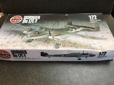 Airfix 1/72 904014 Dornier Do 17e/f Kit Modelo Vintage