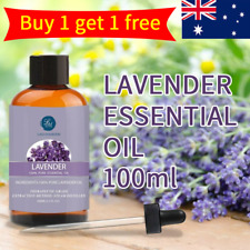 Lagunamoon 100ml LAVENDER Essential Oils 100% Pure & Natural Aromatherapy