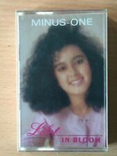 LILET In Bloom PHILIPPINES OPM SEALED NOS MINUS ONE Cassette