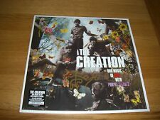 The Creation-our music is red with purple flashes.lp hmv exclusive