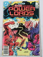 Power Lords #3 Feb 1984, DC Comics
