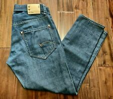 G Star Radar Low Loose Blue Jeans Men's 33 Waist 30 Inseam