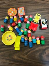 Fisher Price Little People Vintage Lot