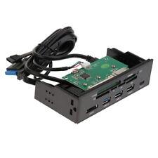 Hub USB3.0 Per Pannello Frontale Interno Per Card Reader 5,25 Pollici