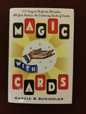 Magic with Cards - Garcia & Schindler (Hardcover)