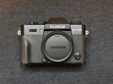Fujifilm X-T30 Mirrorless Digital Camera Body Only - Black ** Near New**
