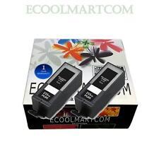 2-PACK PGI-255 XXL Black Ink Cartridge Set fit Canon PIXMA MX922 Printer