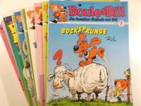 Boule & Bill Sammlung Bd. 1 - 8 + 9 - 17 komplett Delta Ehapa Verlag Z 1-2