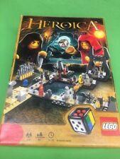 Lego Heroica Nathuz Game 3859 w/ Box & Manual