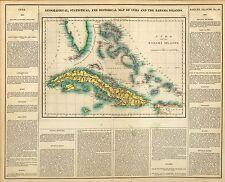 120 old antique maps of Cuba genealogy History atlas pre embargo Dvd