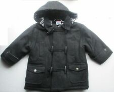 New  Duffle coat by Chicaloo for 2/3 year old grey  warm for winter  scarce rare