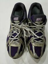 Nike Air Pegasus 26 Bowerman Series Womens Running Shoes Size 7 EUC Purple