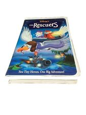 The Rescuers (VHS, 1998, 1999 Re-Release)