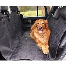 BarksBar Luxury Pet Car Seat Cover with Seat Anchors for Cars and Trucks