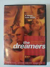 The Dreamers Dvd *Rare/Oop Nc-17 Version Bernardo Bertolucci