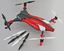 Helimax #HMXE0864 Voltage 500 3D Drone - Quadcopter Rx-R without Transmitter +