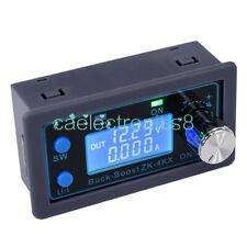 Dc Dc Buck Boost Converter Cc Cv 05 30v 4a 5 6v 12v 24v Power Module Adjustable