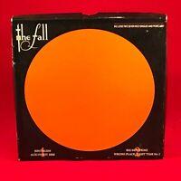 "THE FALL Jerusalem UK Double 7"" vinyl single BOX + POSTCARD EXCELLENT CONDITION"