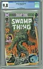 Swamp Thing Giant #3 CGC 9.8 1st First Print Cover 100 Pages DC Comics 2020