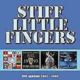 Stiff Little Fingers - The Albums 1991-1997 (NEW 4CD)