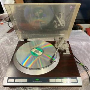 Denon DP-51F Direct Drive Record Player Turntable