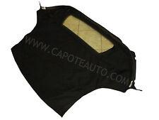 Capote Bmw Z4 E85 cabrio (03/09) con lunotto in vetro cappotta cabriolet tessuto