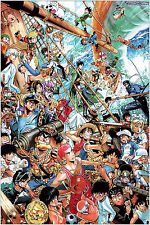 Shonen Jump Manga Anime Movie Large Poster Art Print 91x61 cm