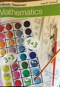 Ready Classroom Mathematics Grade 3 Vol. 2...37@