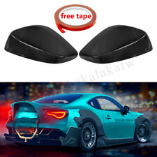 Carbon Fiber Mirror Cover Cap For Toyota GT 86/Subaru BRZ Scion FRS Add on