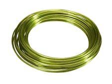 Oasis Aluminum Wire - Apple Green - 12 Gauge / 39 ft