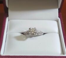 Ladies 1 Carat Diamond Engagement Ring from Helzberg