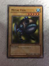 Yugioh Metal Fish MRL-007 - Played Card