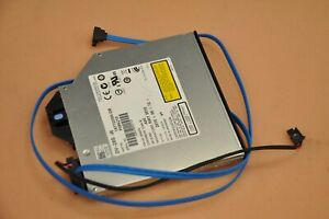 DELL R610 Server Slim 12.7mm SATA DVD-ROM drive (Carbon Black color) with cable