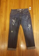 Girls Gap boy fit jeans size 10 NWT