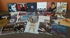 Lot of 25 70's/80's/90's Rock/Pop Cds Madonna Elton Billy Joel Eric Clapton Yes