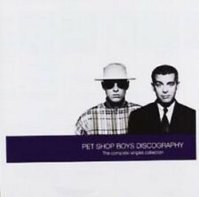 Pet Shop Boys - Discography Complete Singles (NEW CD)