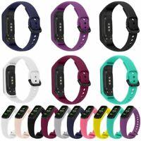 For Samsung Galaxy Fit-e SM-R375 Watch Wrist Band Silicone TPE Strap Bracelet HY