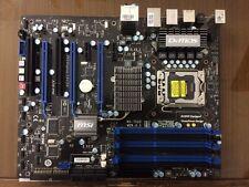 MSI X58 PRO ms-7522 Core i7 LGA Motherboard Mainboard
