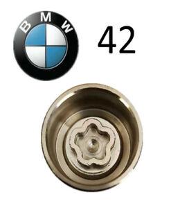 BMW New Locking Wheel Nut Key Number 042