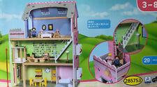 Playtive Junior Puppenhaus Puppenstube 29-teilig Holz Echtholz Neu & OVP