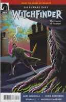 WITCHFINDER GATES OF HEAVEN #5 DARK HORSE COVER A 1st PRINT HELLBOY
