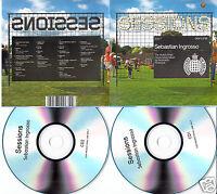 SEBASTIAN INGROSSO Sessions 14 promo 2-CD MINISTRY OF SOUND