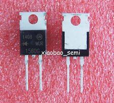 15pcs New MUR1560G MUR1560 15A 600V UltraFast Rectifier Diode TO-220 ON