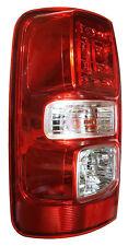 TAIL LIGHT LAMP for HOLDEN COLORADO RG 6/12-9/16 LTZ Z71 STORM THUNDER LEFT LED